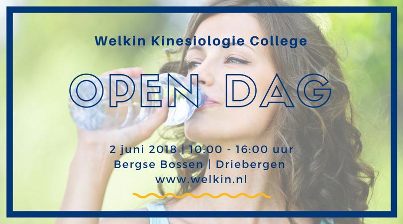 2 Juni 2018: Open Dag Welkin Psychosomatisch Kinesioloog
